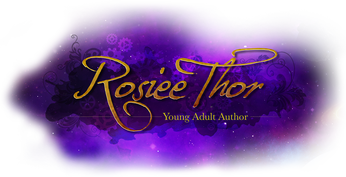 Rosiee Thor, Young Adult Author